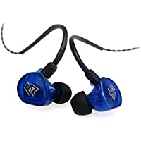 Fischer Amps Ergonomic Earphones Fischer Amps FA-4 E XB, Color - trans blue (960-00323)