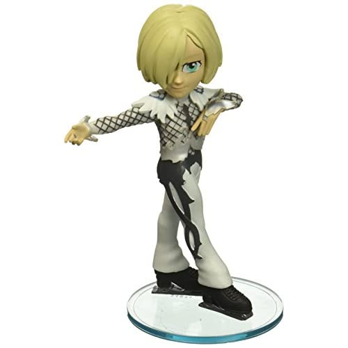 Funko - Figurine Yuri On Ice - Yurio Rock Candy 15cm - 0889698246712