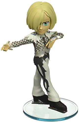 Figura Vinyl Rock Candy Yurio Yuri!!! on
