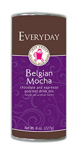 Belgian Mocha (Chocolate with espresso)