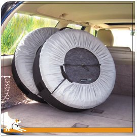Kurgo Wheel Felts (TM) & Tire Rim Covers - Pack of 4 by Kurgo (Image #1)