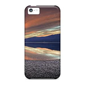 Waterdrop Snap-on Sunset Of 2010 Cases For Iphone 5c