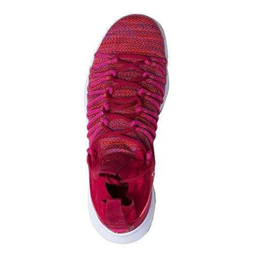 Basketball Zoom NIKE de Purple Sport KD 9 Homme Chaussures Red wYqvRw
