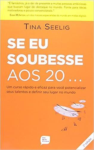 Se Eu Soubesse Aos 20 | Amazon.com.br