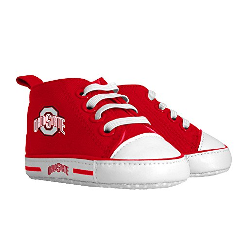 Baby Fanatic Pre-Walker Hightop, University of Ohio State -