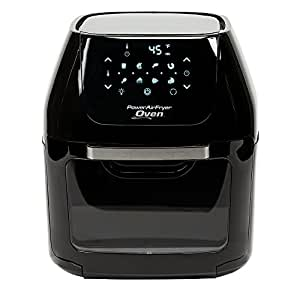 Amazon 6 qt power air fryer oven with 7 in 1 cooking features 6 qt power air fryer oven with 7 in 1 cooking features with professional dehydrator and publicscrutiny