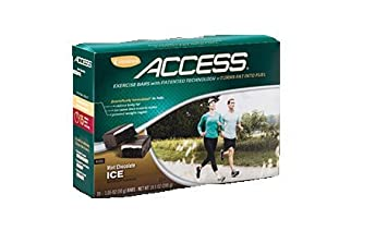 Access Exercise Bars Mint Chocolate Ice