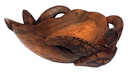 Hawaiian Wood Bowls - 4