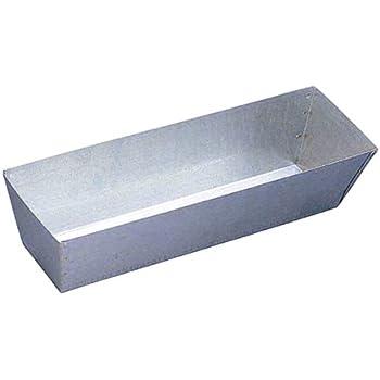 "Walboard Tool 25-002GP-12 12"" galvanized Steel Mud Pan"