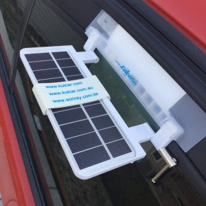 Kulcar Solar Powered Car Ventilator Version 2 Buy Online