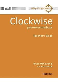 Pdf teachers book clockwise intermediate