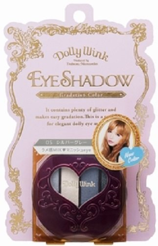 Koji Dolly Wink Eye Shadow 2 - 05 Silver Gray by Koji Dolly (Gray Dolly)