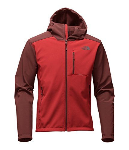The North Face Men's Apex Bionic 2 Hoodie Cardinal Red/Sequoia Red (Prior Season) Medium