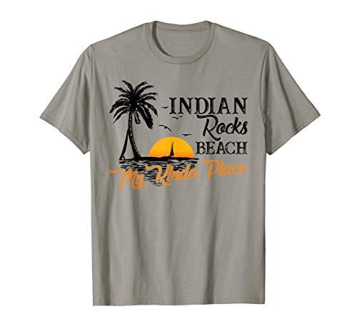 Indian-Rocks-Beach-Florida-My-Kinda-Place-Tee-Shirt