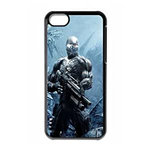 Crysis Game iPhone 5c Cell Phone Case Black gift pp001_9393224