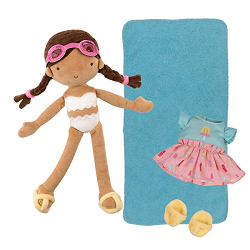 """Adora Plush Doll with Color Changing Bathing Suit - 12"""" Sunshine Friends Daisy"""