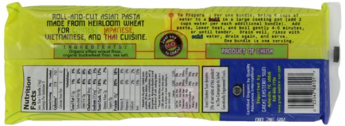 Organic Planet Organic Soba Noodles,  12 - 8-Ounce packages by Organic Planet (Image #3)