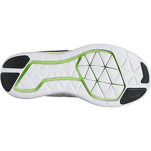 Nike Kids Flex 2016 Rn (gs) Scarpa Da Corsa Verde Elettrico / Cool Grigio / Bianco / Nero