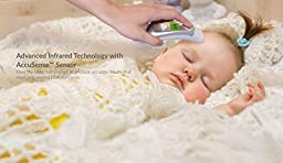 Innovo Forehead and Ear Thermometer (Dual Mode) *CE and FDA approved