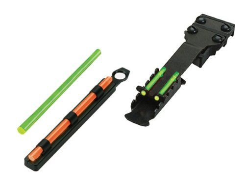 HIVIZ Tombuster II Fiber Optic Sight