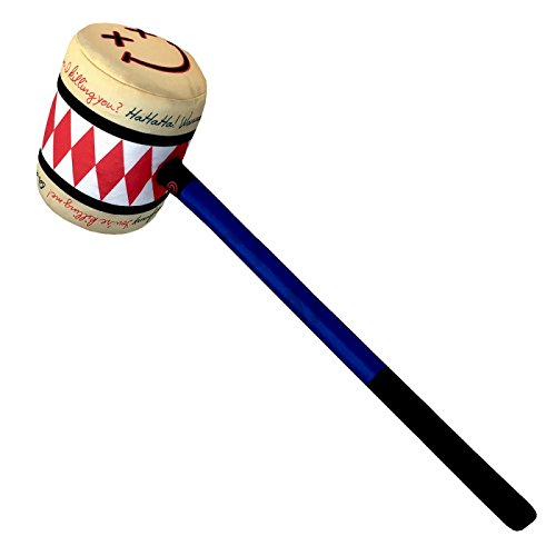 Factory Entertainment Suicide Squad Harley Quinn Soft Mallet ()