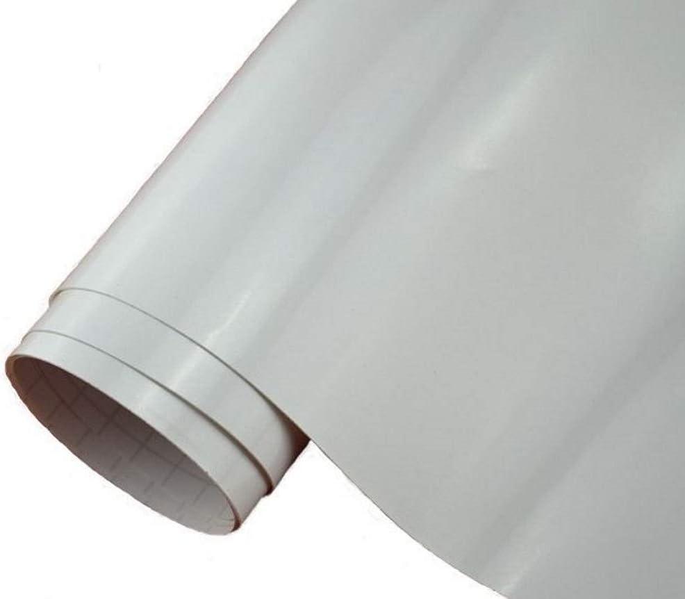 Neoxxim 21 20 M2 Premium Auto Folie GlÄnzend Weiss Glanz Weiß 50 X 150 Cm Blasenfrei Mit Luftkanälen Ca 0 15mm Dick Folierung Folieren Bekleben Küche Haushalt