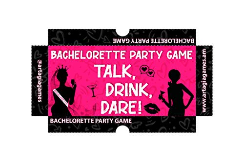 Bachelorette Party Game for groups of girls looking to have an amazon time! (Fun Games For A Bachelorette Party At Home)