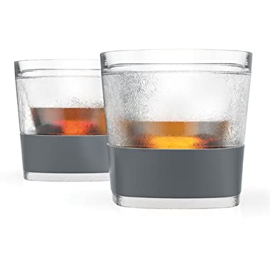 Host 3312 Whiskey Freeze Cooling Cups (Set of 2), (Color) Multicolor