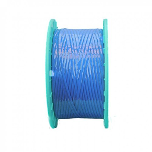3,280 ft. Polycore Blue Non-Metallic Twist Tie Ribbons (6 Spools) - 10-3280-Blue