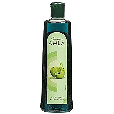 Persona Amla Hair Oil  200 Ml  Pack of 4