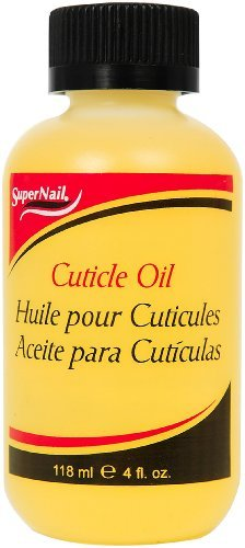 Supernail Cuticle Oil, 4-Ounce by Super Nail