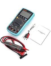 Zotek Vc17B + 6000 Telt True-Rms Digitale Multimeter Auto Range Ac/Dc- Meter meet spanning, stroom, capaciteit, temperatuur, weerstand met display licht