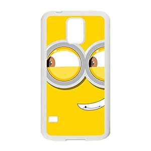 Cute horarios de minions Cell Phone Case for Samsung Galaxy S5
