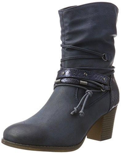 Boots Klain Dk 253 Cowboy Women's Denim Jane 561 Blau UqZd7X