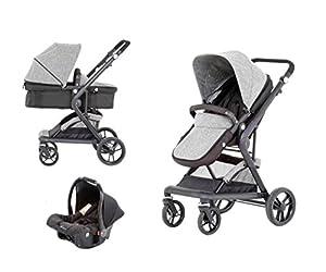 baby elegance mist travel system 3 in 1 prams with car. Black Bedroom Furniture Sets. Home Design Ideas