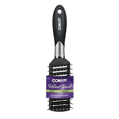 Conair Velvet Touch Vent Brush (Pack of 3)