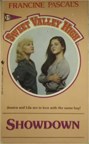 Book Sweet Valley High #19: SHOWDOWN