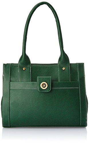 Fostelo Women's Handbag (Green) (FSB-357)