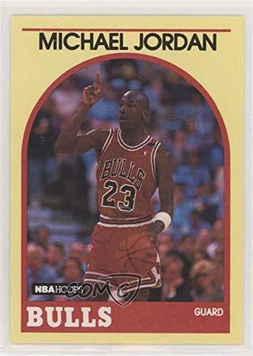 Michael Jordan (Basketball Card) 1989-90 NBA Hoops Superstars - Box Set [Base] #12