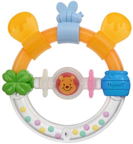 Disney Dear Little Hands pacifier Rattle Winnie the Pooh