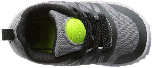 Reebok - Zapatillas de gimnasia para niña gris