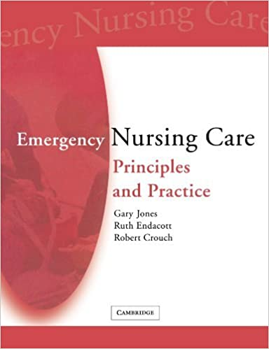 Emergency Nursing Care: Principles and Practice (2002-11-01)