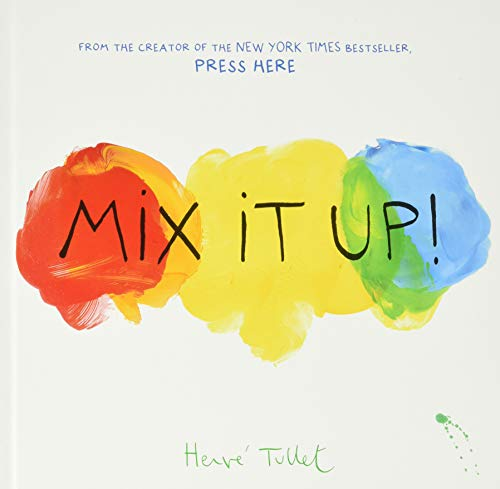 Mix It Up (Interactive Books for Toddlers, Learning Colors for Toddlers, Preschool and Kindergarten Reading Books) Hardcover – Picture Book, September 16, 2014