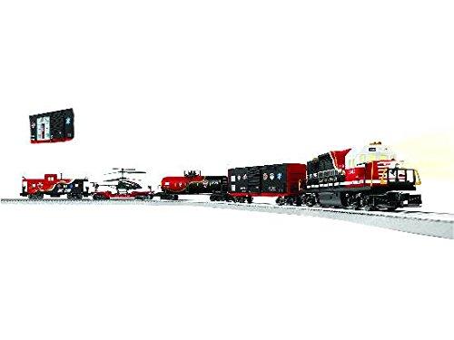 LIONEL NS FIRST RESPONDER SET W/BT (Best First Train Set)