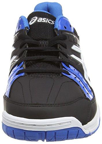 Homme White Noir Black Chaussures 9001 Blue Electric Handball Gel Asics Squad de Oa8FcXq