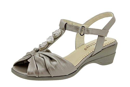 Komfort Damenlederschuh Piesanto 2557 sandale schuhe bequem breit PieSanto Erhalten Zu Kaufen JoioZl