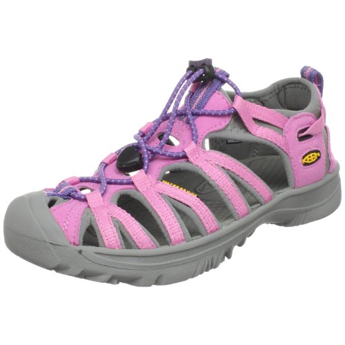 Keen Whisper Sandal  Little Kid Big Kid  Wild Orchid 5 M Us Big Kid