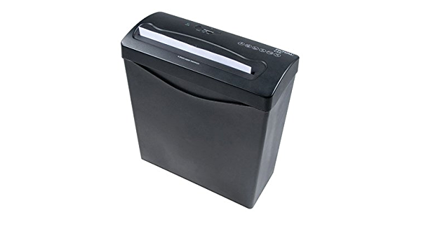 ROYAL 29183G-BK CX6 6-Sheet Crosscut Shredder