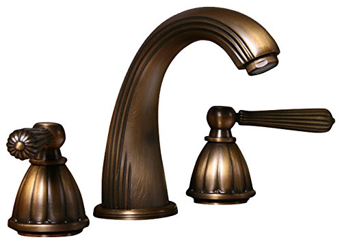 Legion Furniture 8'' Widespread Faucet ZT1078-a 8'', 8'', Antique Bronze by Legion Furniture (Image #1)