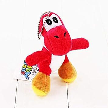 Peluches Super Mario Bros Yoshi de 10 cm con Llavero ...